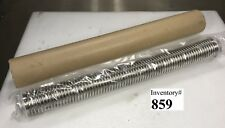 Edwards NW40 Braided Flex 500MM C10516296 Stainless Steel Bellow (new surplus)