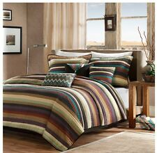 Madison Park Yosemite 5 Pc Nib Fall Quilted Coverlet Set Twin/Xl twin Multi