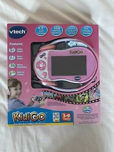 Vtech Kidigo Multi Media Player With Carry Case. Brand New!!