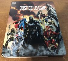 New listing justice league 4k steelbook