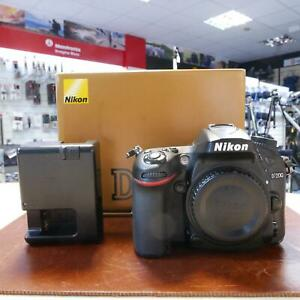 Used Nikon D7200 Body - 46585 Actuations - 1 YEAR GTEE