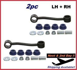 For DODGE JEEP Sway Stabilizer Bar Link SET Front KIT MOOG K750127