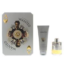 Azzaro Wanted Eau de Toilette 50ml & Body Shampoo 100ml Gift Set For Him NEW.