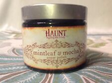 Haunt Mintleaf And Mocha Sugar Polish 7oz