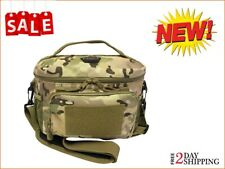 Hsd Lunch Bag, Thermal Lunch Box Tote with MOLLE/PALS Webbing, for Men, Women...