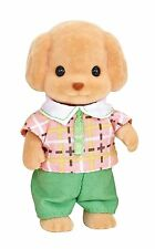 EPOCH Sylvanian Families Dolls Toy Poodle FATHER I-109
