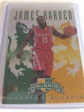 Panini James Harden Not Autographed Basketball Trading Cards