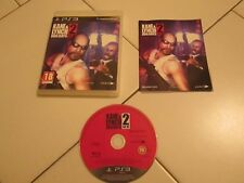 PS3 - KANE & E LYNCH 2 DOG DAYS - Completo e in Italiano!!!