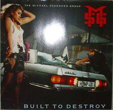 LP Michael Schenker Group-The - Built To Destroy,Top