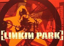 LINKIN PARK POSTKARTE # 1 POSTCARD