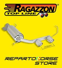 RAGAZZON TERMINALI SCARICO CENTRALI 2/90 MM ALFA MITO 1.4 79CV 09/08> 50.0293.60
