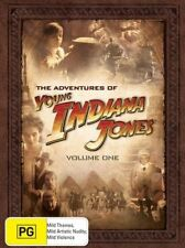 The Adventures Of Young Indiana Jones : Vol 1 (DVD, 2008, 12-Disc Set)