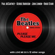 CD The Beatles - Please Please Me (Version Stéréo & Mono)