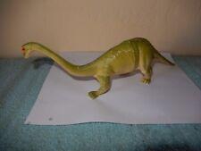 "Vintage 1985 Imperial Dinosaur Apatosaurus ? Used 12"" long"
