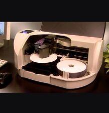 Primera Bravo SE Dvd/CD Disc Publisher & Printer- Low Print Count Only 170 Cds