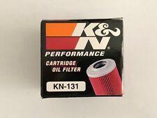 K&N 131 Filtro Olio Per Suzuki UE 150 2001-