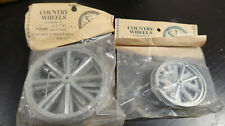 Country Wheels Sets Size 2 7/8 and 2 Inch