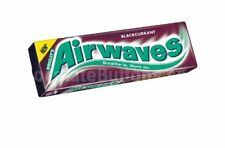 Wrigley Airwaves Cool Black currant, 30s Pack 30 x 10 Dragees)