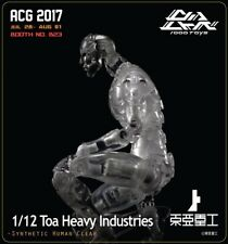 2017 ACGHK SDCC Limited Bait GI Joe 1000Toys 1/12 Sentinel Synthetic Human Clear