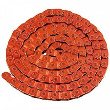 ORANGE Half 1/2 Link BMX / Fixie / Single Speed Bike Chain  - Free Delivery
