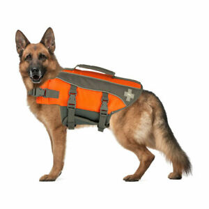 Top Paw Orange Life Jacket Size Large:   Dogs 55-85 lbs.   New NWT