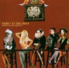 """PANIC AT THE DISCO """"A FEVER YOU CAN´T SWEAT OUT"""" CD NEU"""