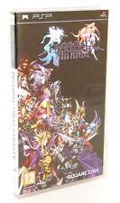 DISSIDIA FINAL FANTASY Sony PSP FR