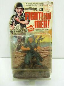 VINTAGE RARE 1975 LJN TOYS MR. ACTION FIGHTING MEN SWIVEL ACTION FIGURE