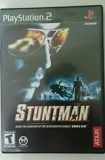 Stuntman Stunt Man Game (Sony PlayStation 2, )
