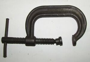 Wilton C-Clamp No. 403- 3-Inch Capacity