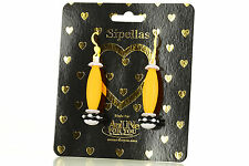 NEW AnUNe- For You Sipellas Earrings No 204, 1 Pair, Silicone Jewelry, women