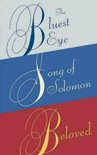 Toni Morrison Box Set: The Bluest Eye, Song of Solomon, Beloved #43314 U