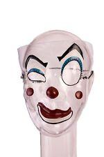 Clown Adult Jester Costume Halloween Clown Circus Unisex Mask