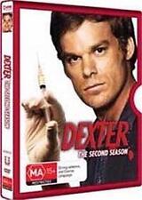 DEXTER : SEASON 2 : NEW DVD Steelbook