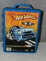 2005 Hot Wheels Carry Case, Holds Up to 48 Cars, Tara Toy Corp., Made in USA