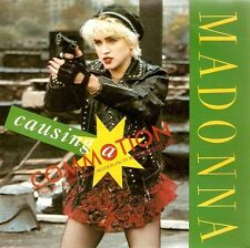 MADONNA Causing A Commotion Vinyl Record 7 Inch Sire W 8224 1987