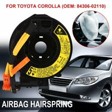 NEW SPIRAL CABLE CLOCK SPRING AIRBAG 84306-02110 FOR TOYOTA COROLLA MATRIX
