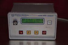 Orbisphere Laboratories 3600 Oxygen Ozone Hydrogen Analyzer Model 3600/320.E
