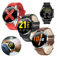 Damen Herren Smartwatch EKG Monitor Herzfrequenz Sportuhr für iPhone XS Max 11