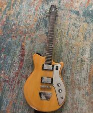 Ibanez Jtk1 Jet King Series Butterscotch Electric Guitar