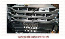 Dell PowerEdge R720 Server 2U 2 x E5-2690 Eight Core 192GB RAM 8 x 240GB SSD