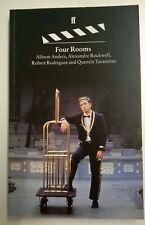 Four Rooms Quentin Tarantino Robert Rodriguez Allison Anders Screenplay Book
