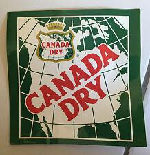 AUTOCOLLANT CANADA DRY PUB COLLECTOR