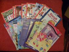 Lot of 18 Paper Back Level 1 Readers - I Spy - Biscuit - BackYardigans & More