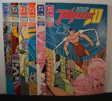 Tailgunner Jo #s: 1,2,3,4,5,6 (DC, 1988)  Mature Reader  Mini-Series