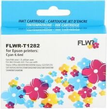 FLWR T1282 Cyan Compatible Cartridge for FLWR Epson NON OEM