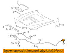 TOYOTA OEM Hood-Release Handle Lever 5360102020C0