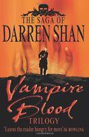 Vampire Blood Trilogy: Books 1 - 3 (The Saga of Darren Shan),Darren Shan