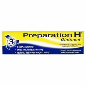Preparation a H Ointment 25g  New