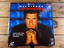 LA RANCON LASERDISC LD PAL MEL GIBSON RON HOWARD 1996